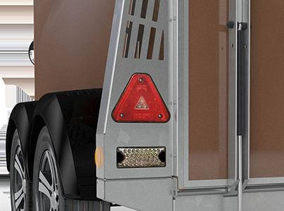 Ausstattung Sonderausstattung BI-LED-Leuchtenpaket