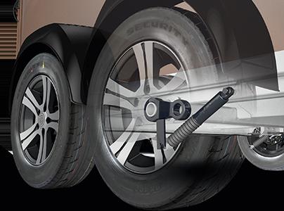 Ausstattung Serie Fahrwerk Body Protect