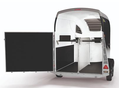 Ausstattung Sonderausstattung Rampe - Tür - System 180°