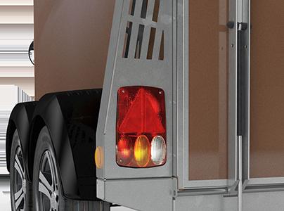 Ausstattung Serie Standard-Licht-Paket