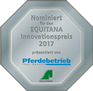Nominiert für EQUITANA Innovationspreis 2017