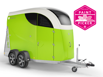 Horse trailer configurator CARELINER|M by Bücker Trailer