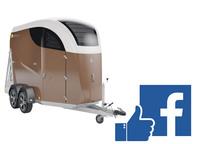 Facebook Pferdeanhänger CARELINER