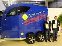 CARELINER Pferdeanhänger erhält Innovationspreis 2015